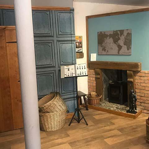 clay cross showroom