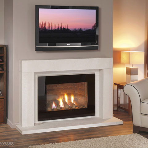 synergy gas fireplace