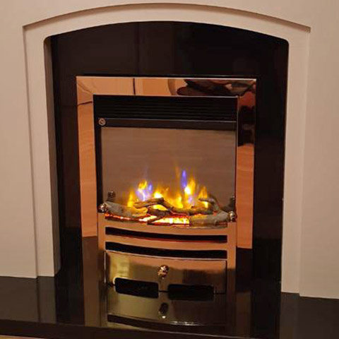 Charlton and jenrick, 3D ecoflame electric fire